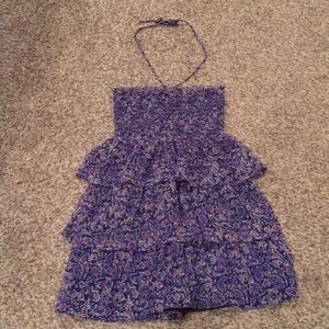 American Eagle halter dress size S